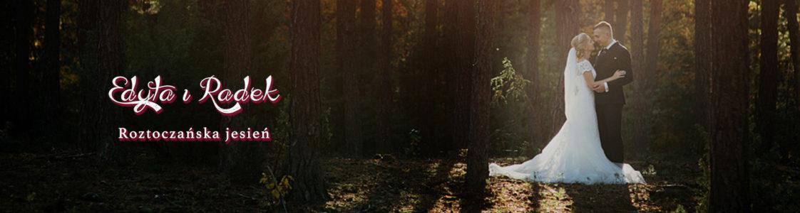 Roztoczańska jesień – Edyta i Radek